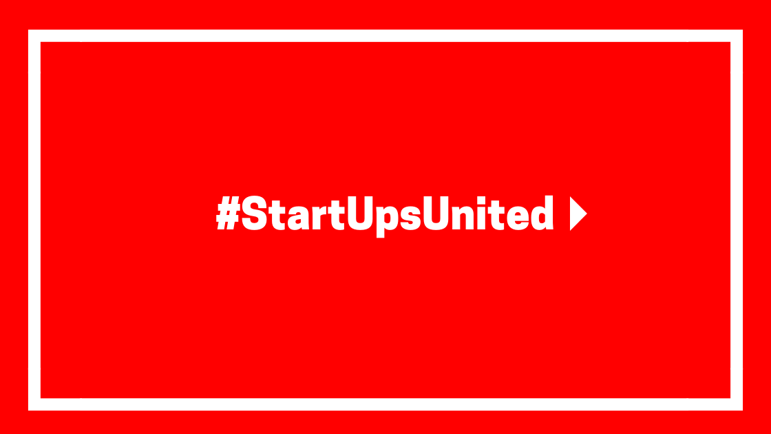 Start Ups United grapic
