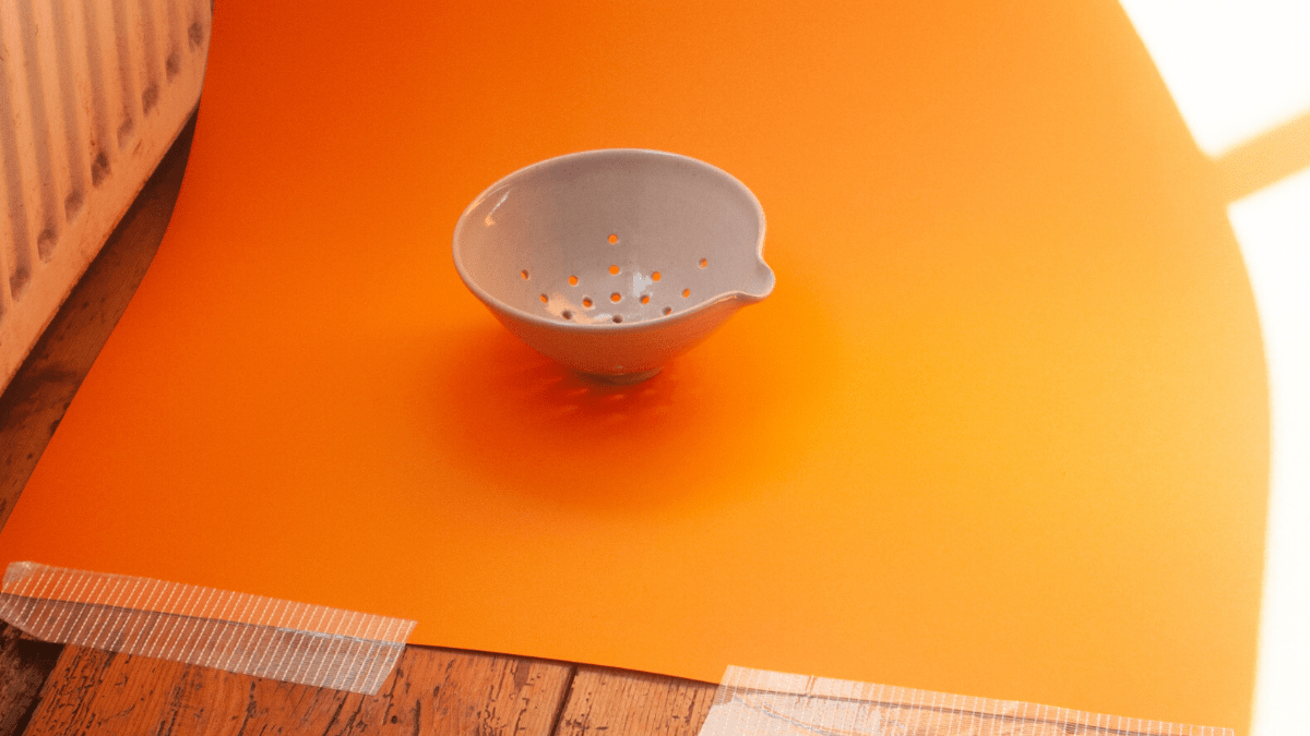 Website Photography Blog: pot in shadow