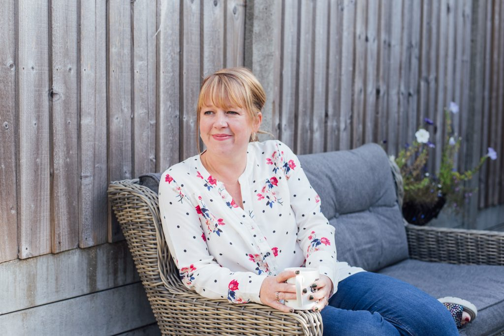 Ruth Buckingham - guest blogger for First Blog Post
