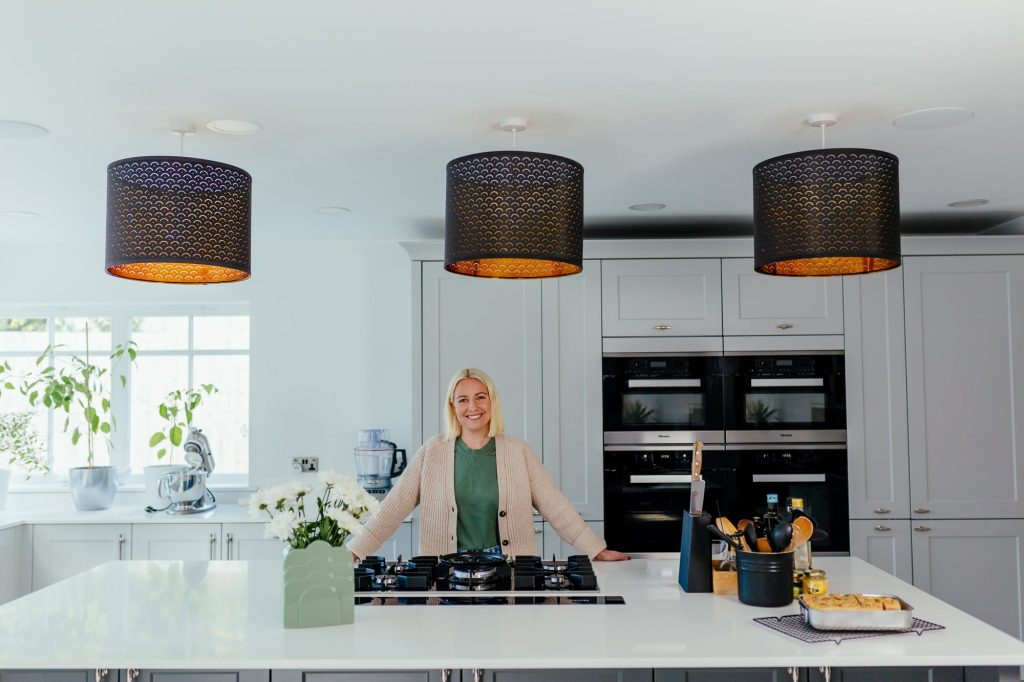 Kitchen - Personal branding photography by Kate Hollingsworth, personal branding photography